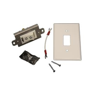 Momentary Rocker Switch Kit White Blindshademotors Com